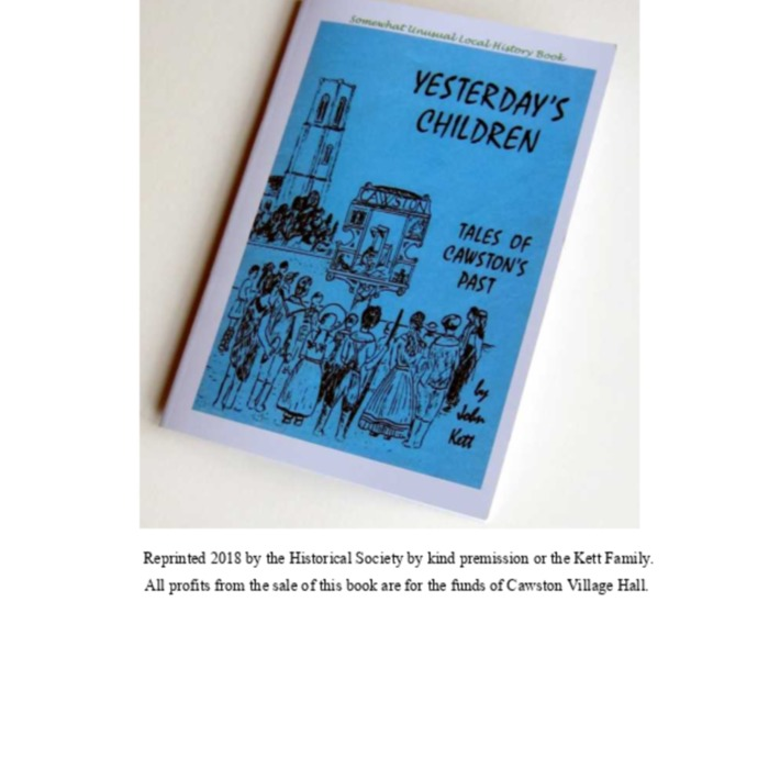 Yesterday's Children By John Kett.pdf