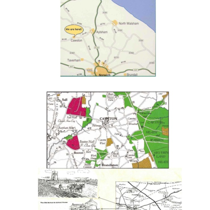 Cawston Location Maps.pdf