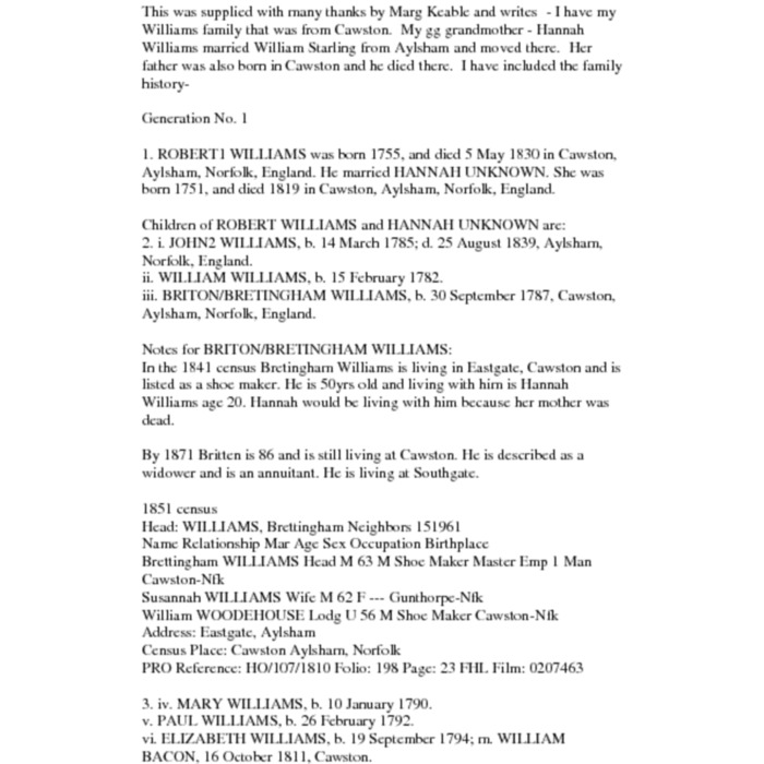 Family History Robert Williams.pdf